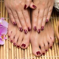 Nu-Skin Manicure & Pedicure